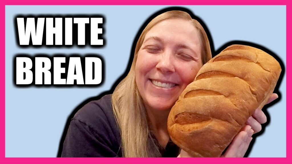 BASIC WHITE BREAD RECIPE WITH INSTANT YEAST | GOOD FOR BEGINNERS
