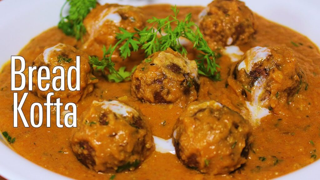 Bread Kofta Curry | Easy To Make Vegetarian Bread Kofta | Kanak's Kitchen