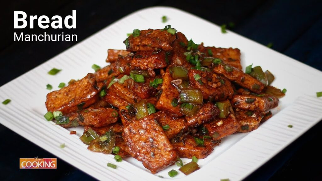 Bread Manchurian | Home Cooking