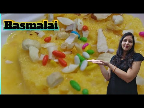 Bread Rasmalai Recipe _ How to make Bred Rasmalai _Easy Rasmalai Recipe…