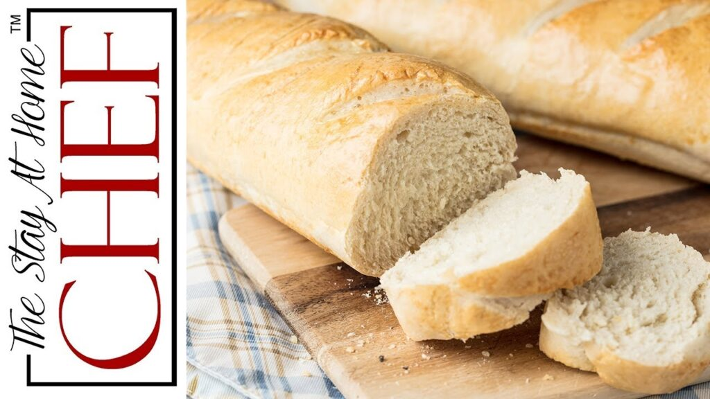 How to Make Perfect Homemade French Bread