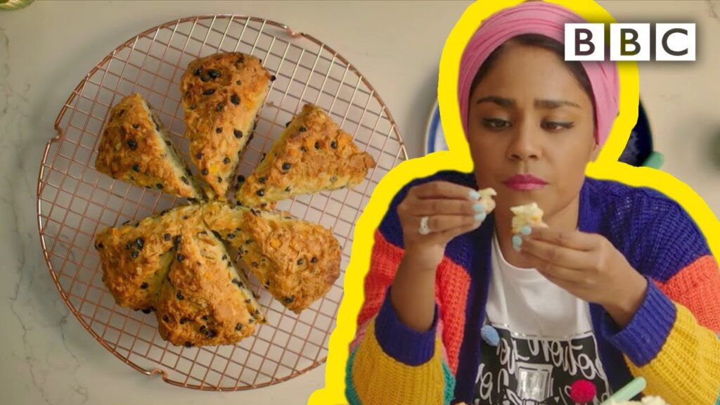 Nadiya's no-yeast fruity Soda Bread recipe with homemade butter – BBC