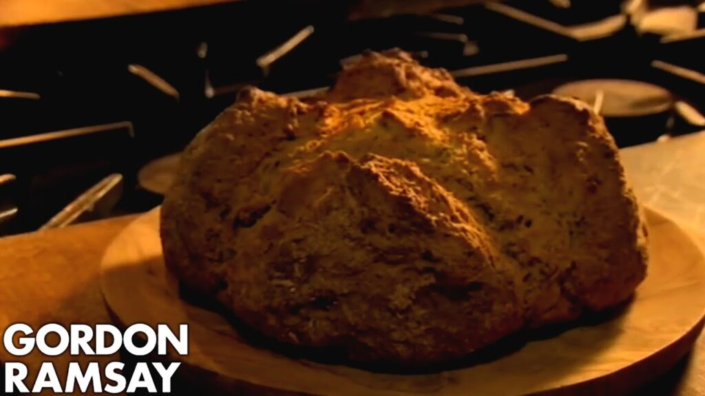 Simple Soda Bread | Gordon Ramsay