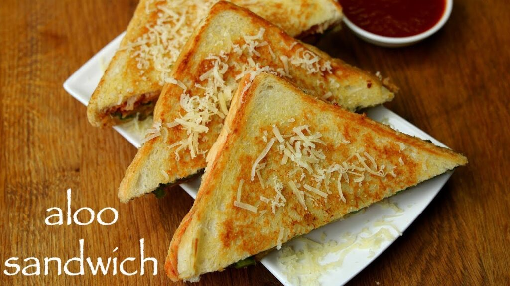 aloo sandwich recipe | आलू सैंडविच रेसिपी | potato sandwich | aloo masala sandwich