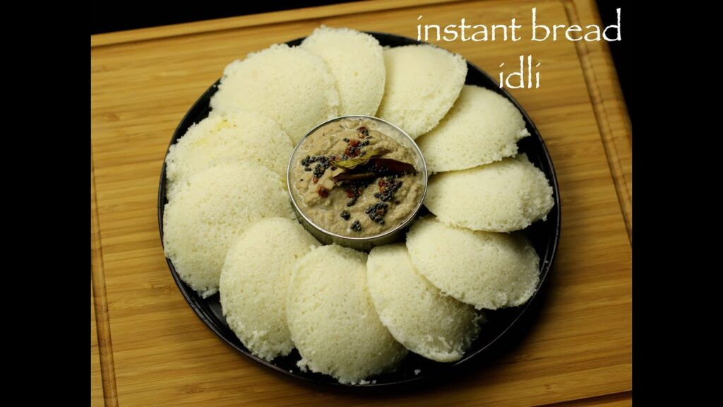bread idli recipe | instant bread idli recipe | instant idli recipe